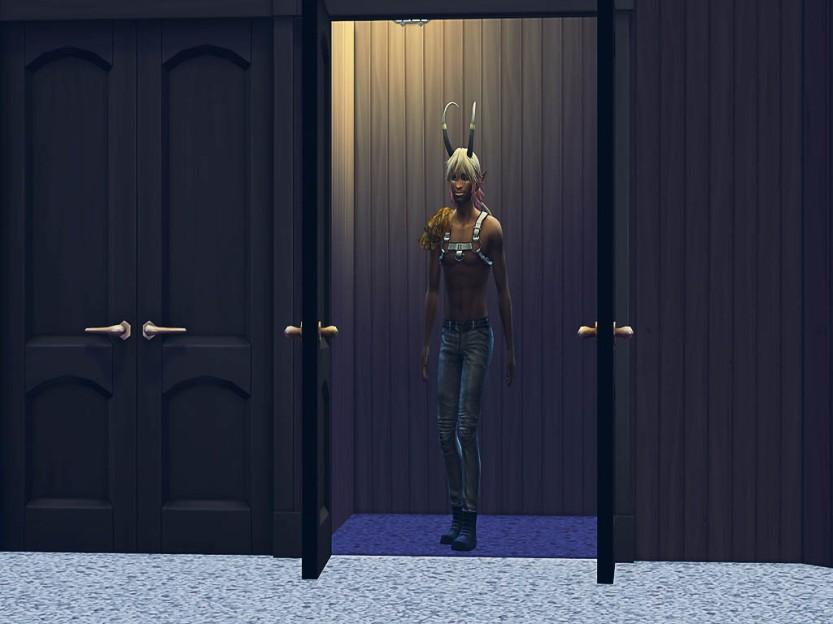 Alfran's Door Opens