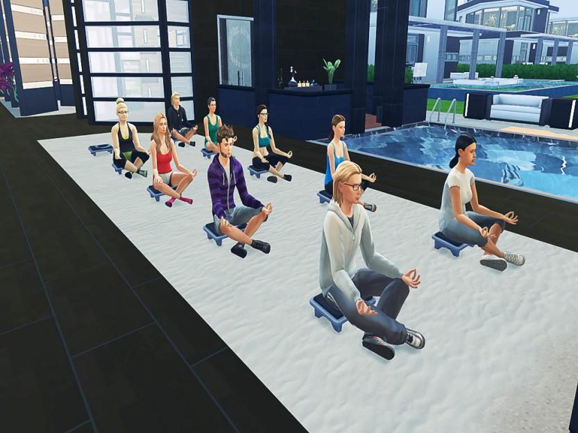 Everyone By Meditation Monolith 2