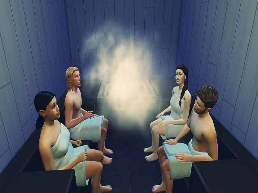 Full Sauna