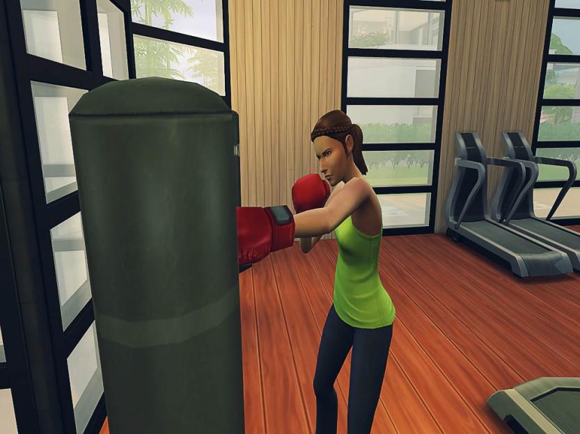 Julyvee Boxing