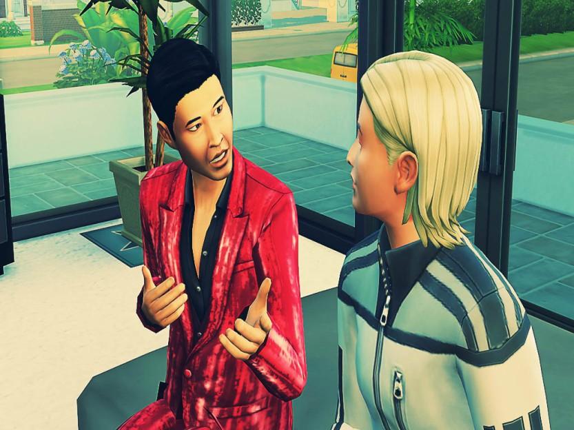 Ken Calls Empy A Dork