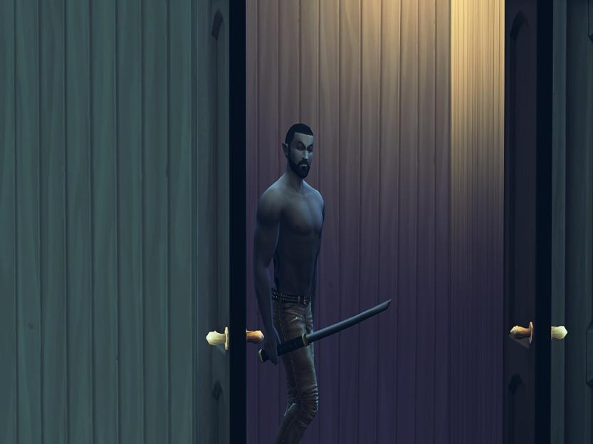 Keth's Door Opens