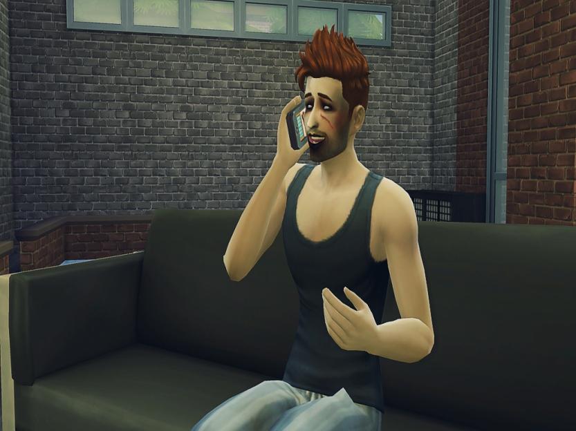 Joe Calling Crystal 3