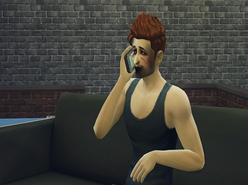 Joe Calling Crystal 4