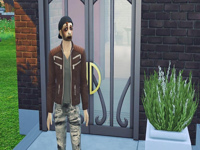 Joe Goes Outside