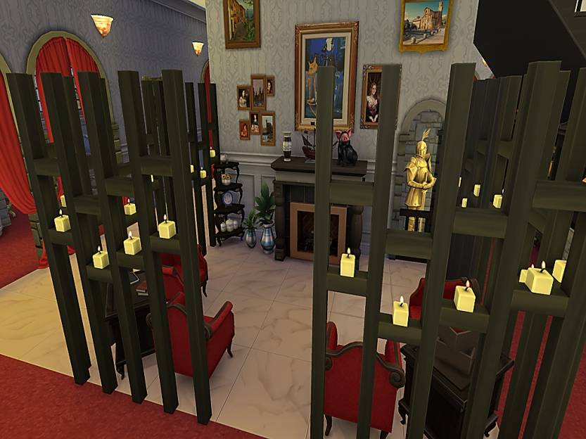 Meatball Mansion ninjapig Sightings 10