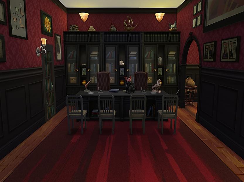 Meatball Mansion ninjapig Sightings 5