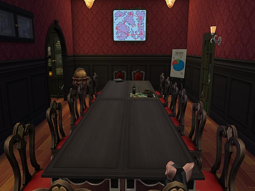 Meatball Mansion ninjapig Sightings 7