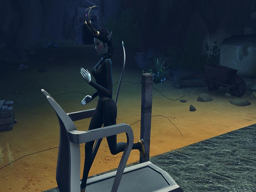 Sage Workout 3